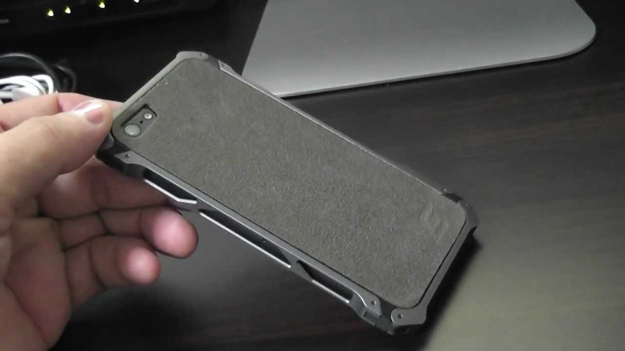 Element Custom Sector 5 Case for iPhone 5S - Unboxing ...  |Sector 5