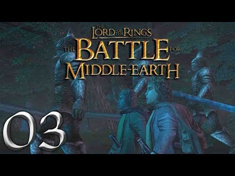 [3] They're Taking The Hobbits To Isengard! - Battle For Middle Earth Good Campaign (HD Edition)