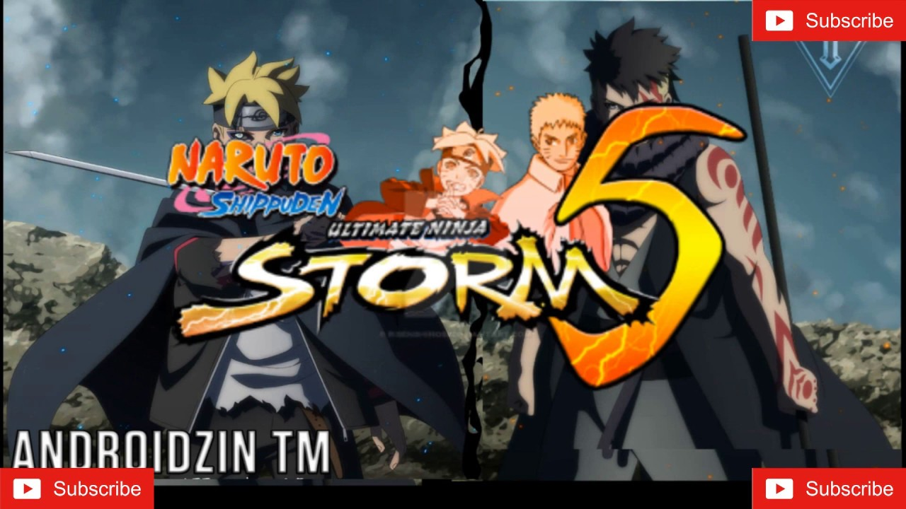 download game naruto storm 5 iso ppsspp