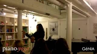 Piano-Yoga® 30 Second Tips No. 4
