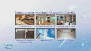 Видео презентация на сайт клининговой компании(, 2014-02-04T03:37:44.000Z)