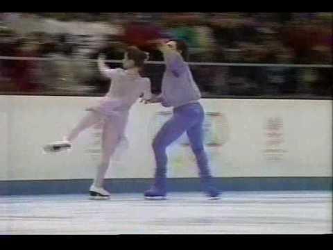 Mishkutenok & Dmitriev (EUN) - 1992 Albertville, Pairs