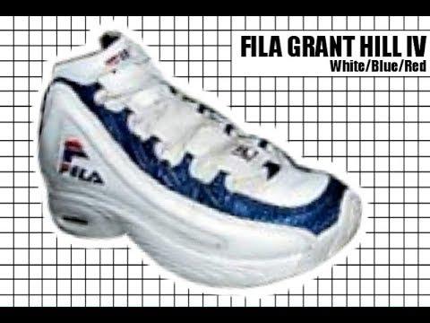 fe89053edc3c how to make Fila Hill 4 in NBA 2k18 - YouTube