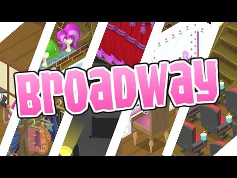 Creating a Broadway Theatre on Animal Jam