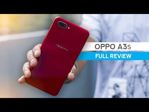 Oppo A3s Price in Nepal | Oppo A3s features, specification, review