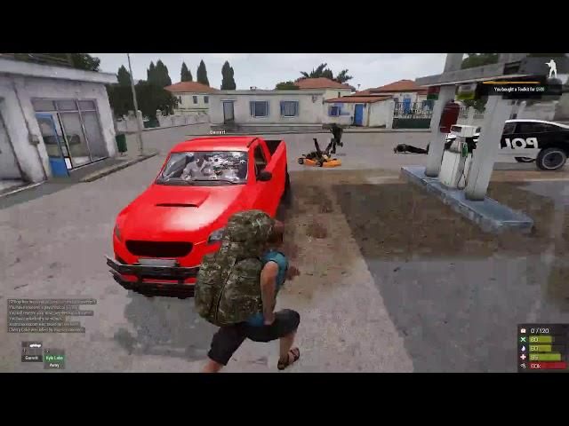 ARMA3 Cop Luck