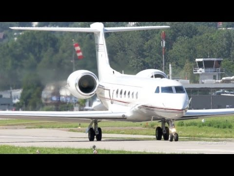 Gulfstream V - Call Sign