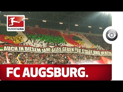 The Home of FC Augsburg - Great Atmosphere in a Modern Stadium
