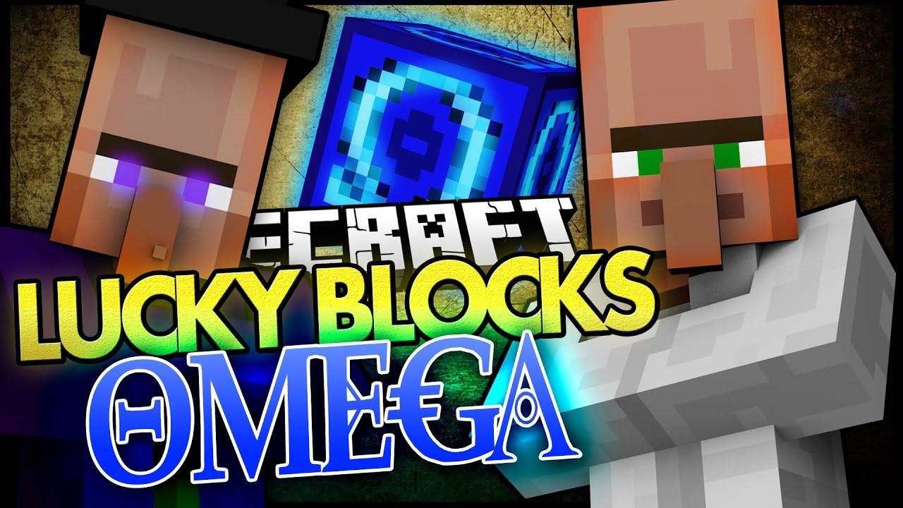 Lucky Block Omega Mod 1 12 2 1 7 10 Dr Trayaurus Bob S Grandma 9minecraft Net