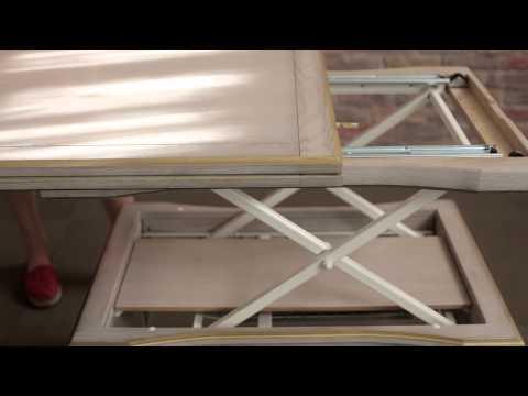 Стол Акробат. Стол трансформер Новый Акробат, обеденный журнальный .