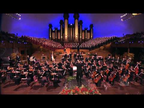 Prayer of Thanksgiving - Mormon Tabernacle Choir