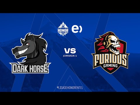 VOD: Furious vs Dark Horse - LDH 2020 - BO1
