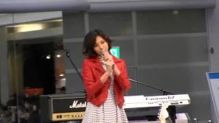 西内まりや[トーク3]7 WONDERSリリースイベント池袋サンシャイン噴水広場7