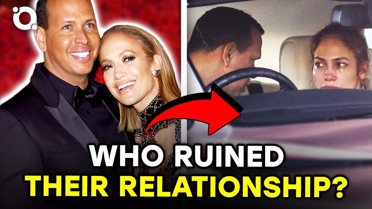 Download The REAL Reason Jennifer Lopez and Alex Rodriguez Called It Quits!  ⭐ OSSA