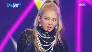 [HOT] HyoYeon - Mystery, 효연 - 미스테리 Show Music core 20161210