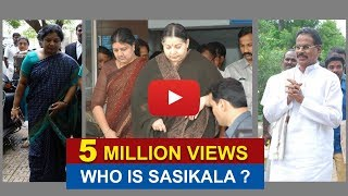 Who Is Sasikala Complete Info Here