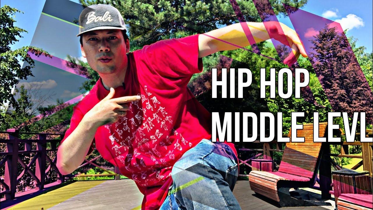 Урок хип-хопа. Обучение продвинутой связке | Hip-hop tutorial