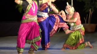 Download Hindi Video Songs - Odissi Dance Festival, Bhavan's Campus, Andheri, Mumbai