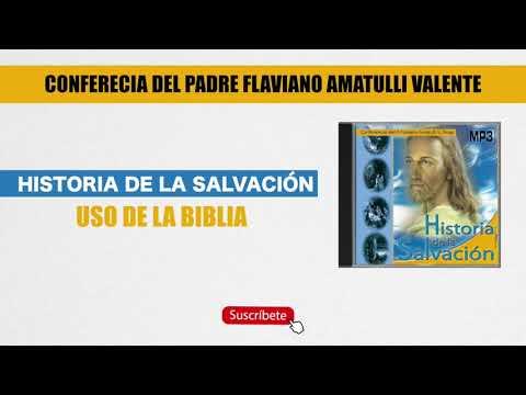 1-uso-de-la-biblia---historia-de-la-salvación---padre-flaviano-amatulli-valente