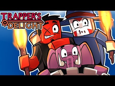 Trapper's Delight - TRAP MASTERS RETURN! 3 Player CO-OP