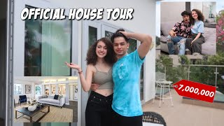 OUR OFFICIAL HOUSE TOUR!!! | PAU & FABIØ