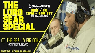 Sear's Sirius Cypher #1 - OT The Real & Big Ooh on Shade 45