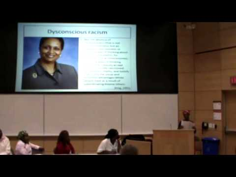 The Nuances of Blackness and/in the Canadian Academy - Equity Issues Panel - Congress 2014