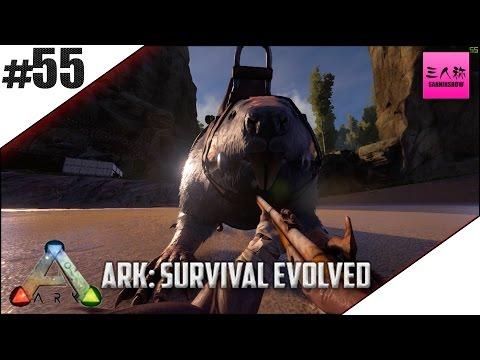 【三人称】ARK:Survival Evolved #55【生放送】