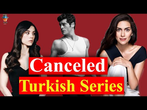 Turkish TV series that have been canceled in the 2019-2020 season