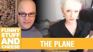 THE PLANE  - Funny Stuff And Cheese #74 Thumbnail