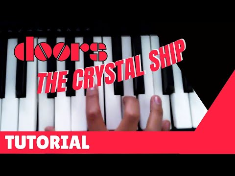 The Crystal Ship The Doors Tutorial And Cover Vox Continental