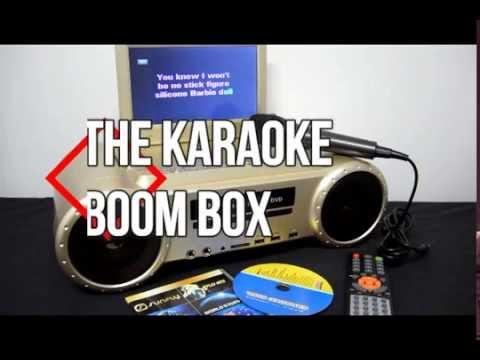 The Karaoke Boom Box - www.karaokeboombox.com.au