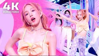 [4K] 태연 (TAEYEON) - Weekend(Remastered) KBS Music Bank 뮤직뱅크 …