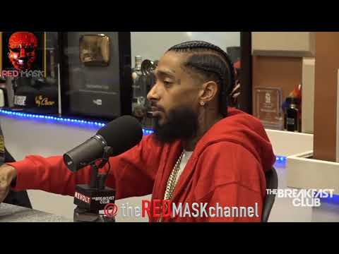 Nipsey Hussie talks DIDDY, JAY-Z, CARDI B, Checking IN and #BLACKTECHNOLOGY.