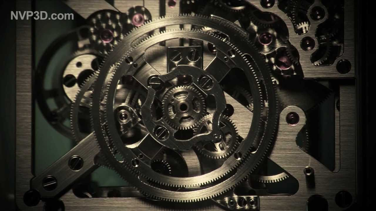 The Antikythera Clock Mechanism