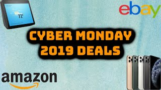 Cyber Monday 2019 Ebay & Amazon Deals!! + How to Sell More