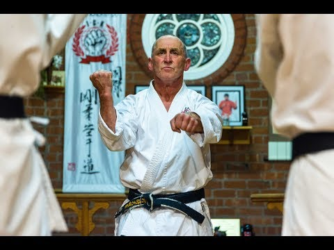 ABC 360: Tasmania's top karate instructor shares his secrets
