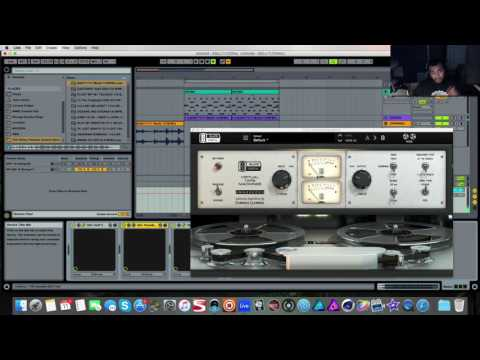 New School Ableton Lofi Glitch Techniques - Tim Kelley Oceans Eleven Sample Pack