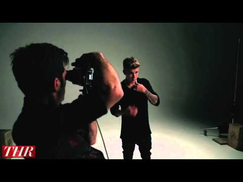 Photoshoot Justin Bieber by The Hollywood Reporter HD