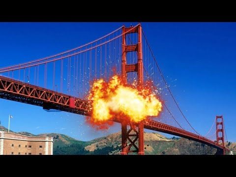 ISIS Is Planning An Attack On The Golden Gate Bridge