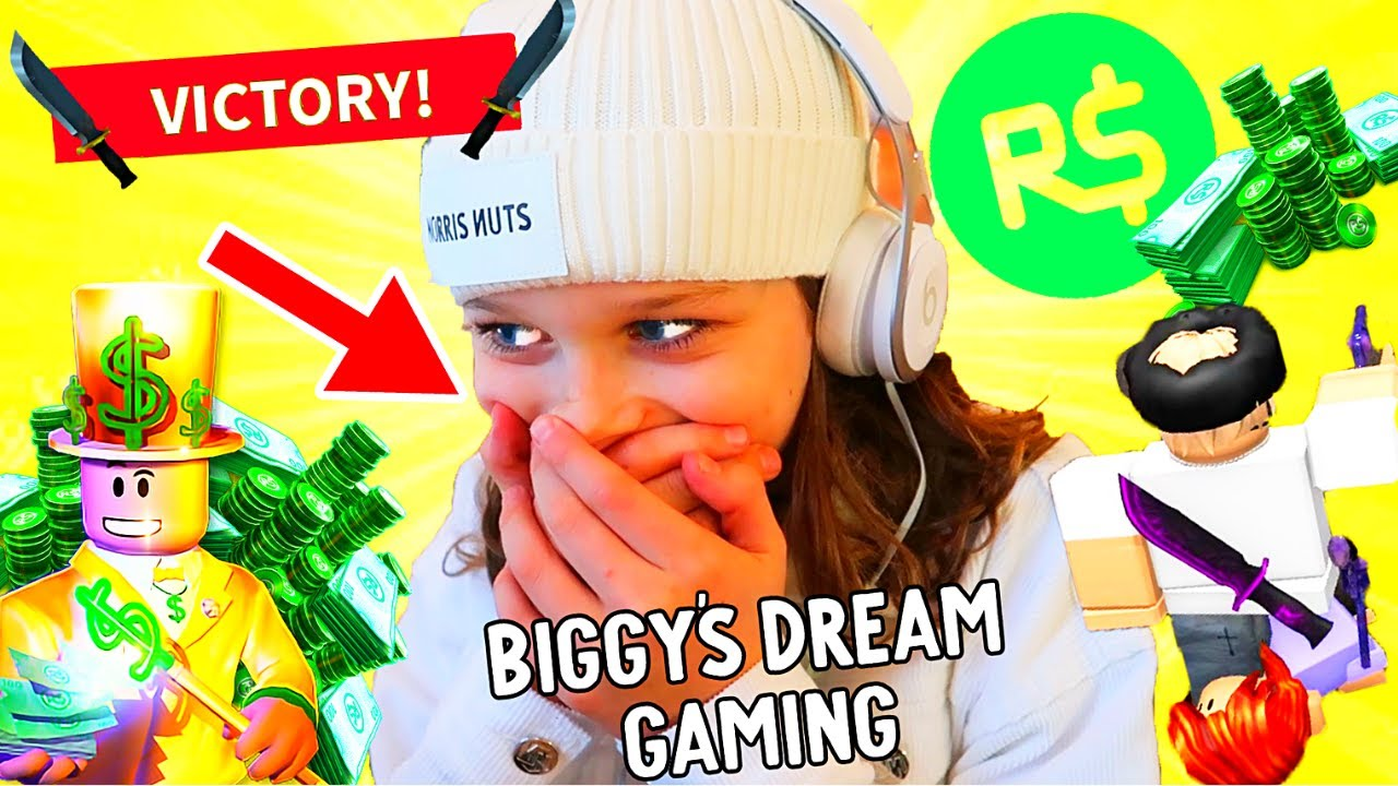 Download BIGGY'S DREAM GAMING DAY Gaming w/ The Norris Nuts