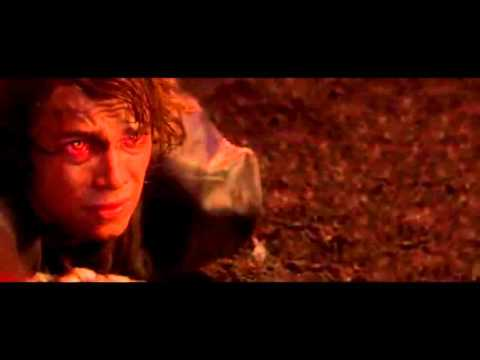 Звездные войны Эпизод 3 – Месть Ситхов. (СПОЙЛЕР!).  Смерть Энакина Скайуокера.
