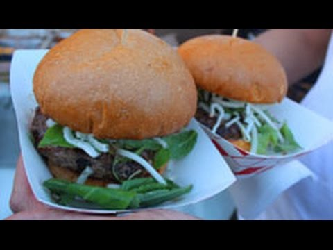 UVSA's Tet Festival: All about a pho burger, dancing chicken and more