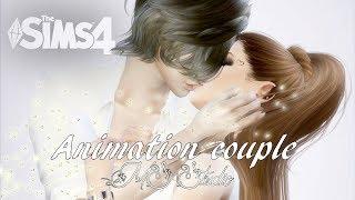 À la recherche de Cc : Sims 4 Animation pack couple (Download) #3