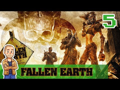 Fallen Earth Gameplay Part 5 – Big Bertha – Let's Play Walkthrough Playthrough