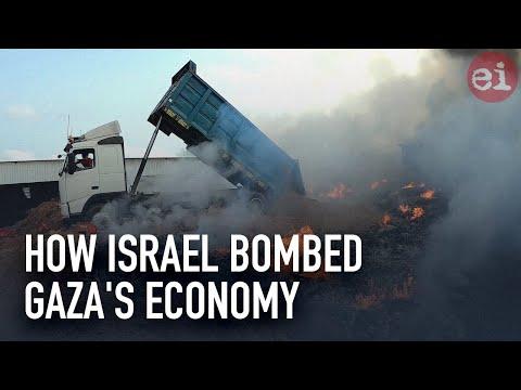 How Israel bombed Gaza's economy