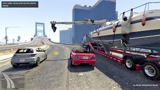 GTA V Story Mode#3 Father Son By GameOn2704