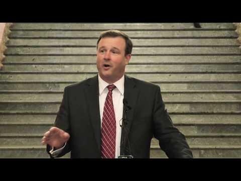 PFL'18 ~ Iowa Senate Majority Leader Bill Dix
