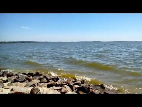 Таганрог. Азовское море (залив Таганрогский) 05.06.17