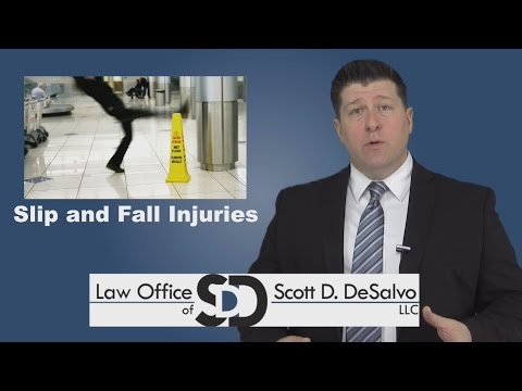 Slip and Fall Lawyers - 3 Things you Must Do To Win Your Case!